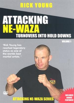 Rent Rick Young's Attacking Ne Waza in Judo: Vol.1 Online DVD Rental