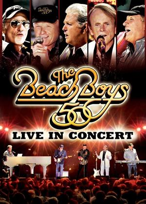 Rent The Beach Boys: 50th Anniversary: Live in Concert Online DVD Rental