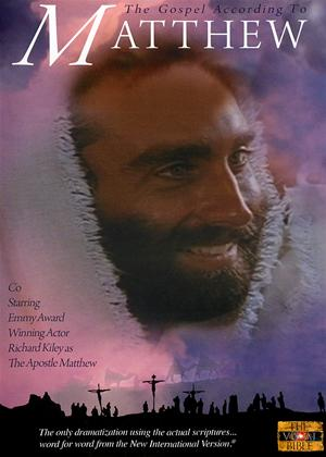 Rent The Gospel According to Matthew (aka The Visual Bible: Matthew) Online DVD Rental