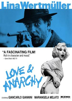 Rent Love and Anarchy (aka Film d'amore e d'anarchia) Online DVD Rental