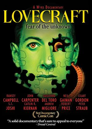 Rent Lovecraft: Fear of the Unknown Online DVD Rental