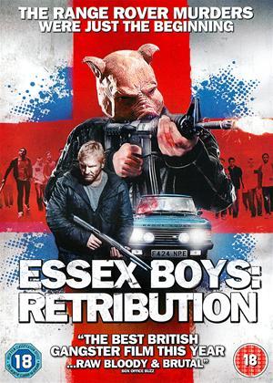Rent Essex Boys Retribution Online DVD Rental