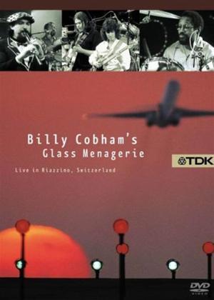 Rent Billy Cobham's Glass Menagerie Online DVD Rental