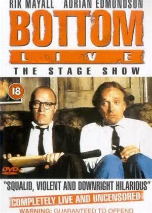 Rent Bottom Live: The Stage Show Online DVD Rental