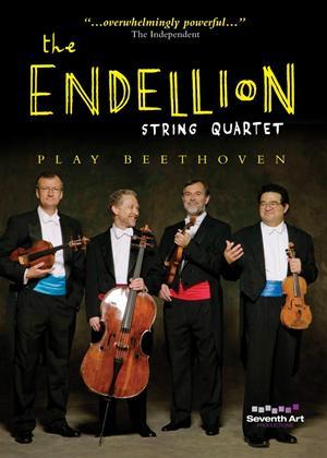 Rent The Endellion String Quartet Play Beethoven Online DVD Rental
