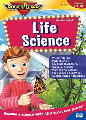 Rent Rock N Learn: Life Science Online DVD Rental