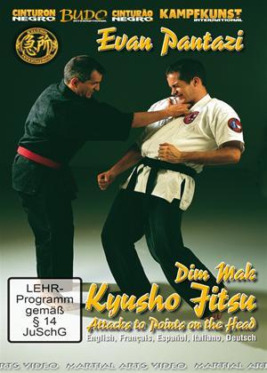 Rent Kyusho Jitsu: Puntos En La Cabeza Online DVD Rental