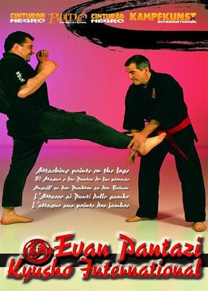 Rent Kyusho Jitsu: Puntos En Las Piernas Online DVD Rental