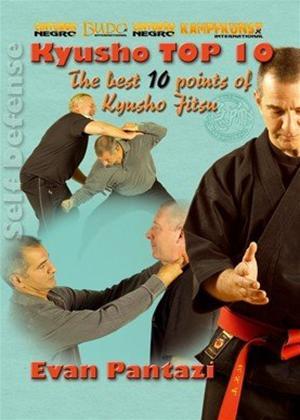 Rent Kyusho Jitsu: Los Mejores Ten Puntos Kyusho Online DVD Rental