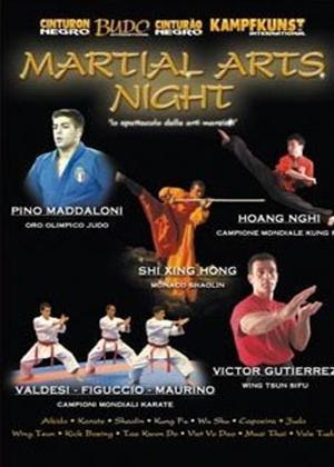 Rent Martial Arts Night Gala: Italy 2005 Online DVD Rental