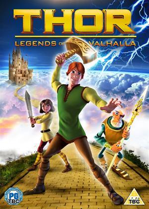 Rent Thor: Legend of the Magical Hammer (aka Hetjur Valhallar - Þór) Online DVD Rental