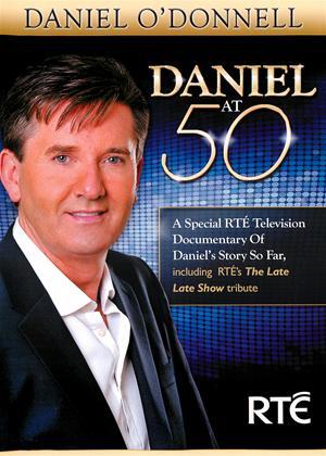 Rent Daniel O'Donnell: Daniel at 50 Online DVD Rental