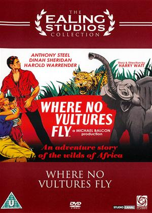 Rent Where No Vultures Fly (aka Ivory Hunter) Online DVD & Blu-ray Rental