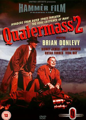 Rent Quatermass 2 (aka Enemy from Space) Online DVD Rental