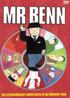 Rent Mr Benn: Zoo Keeper, Wizard, Clown, Magic Carpet, Pirate Online DVD Rental