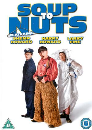 Rent Soup to Nuts (aka The Three Stooges: Soup to Nuts) Online DVD Rental