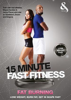 Rent 15 Minute Fast Fitness: Fat Burn Online DVD Rental