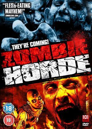 Rent Zombie Horde (aka Zombie Apocalypse: Redemption) Online DVD Rental