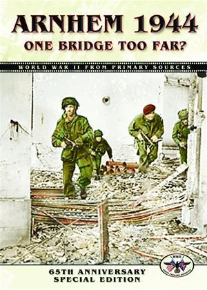 Rent Arnhem: 1944 Online DVD Rental