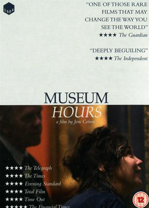 Museum Hours Online DVD Rental