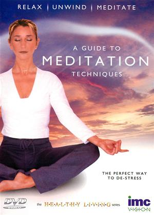 Rent A Guide to Meditation Techniques Online DVD Rental
