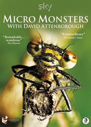 Micro Monsters 3D: With David Attenborough Online DVD Rental