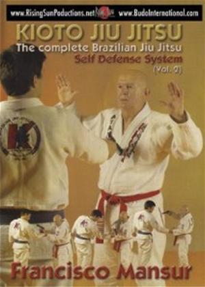 Rent Kioto Jiu Jitsu: Self Defence: Vol.2 Online DVD Rental