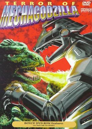 Rent Terror of Mechagodzilla Online DVD Rental
