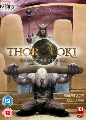 Rent Thor and Loki: Blood Brothers Online DVD Rental