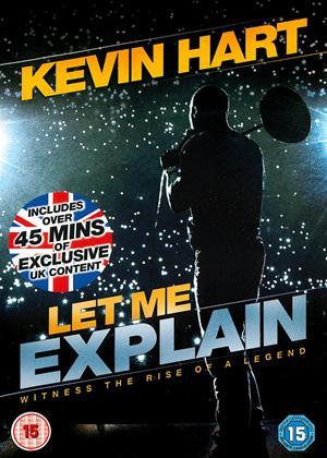 Rent Kevin Hart: Let Me Explain Online DVD & Blu-ray Rental