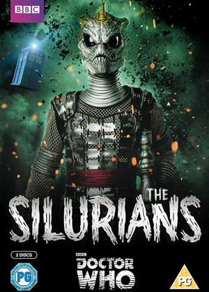 Rent Doctor Who: The Monster Collection: The Silurians Online DVD Rental