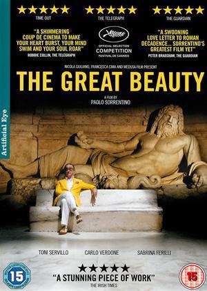 Rent The Great Beauty (aka La Grande Bellezza) Online DVD Rental