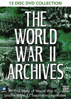 Rent The World War II Archives Online DVD Rental
