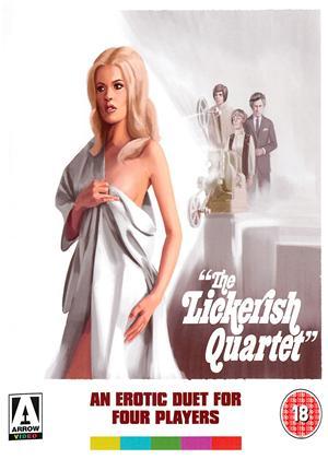 Rent The Lickerish Quartet Online DVD Rental