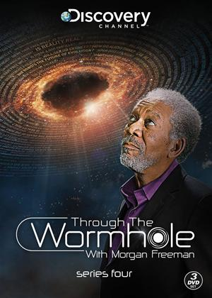 Rent Through the Wormhole with Morgan Freeman: Series 4 Online DVD Rental
