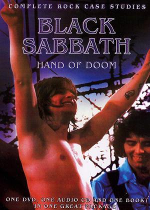Rent Black Sabbath: Hand of Doom Online DVD Rental