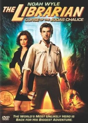 Rent The Librarian: The Curse of the Judas Chalice Online DVD Rental