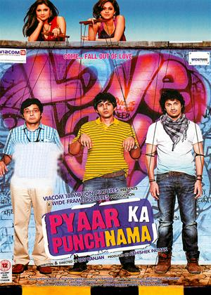 Rent Pyaar Ka Punchnama Online DVD & Blu-ray Rental