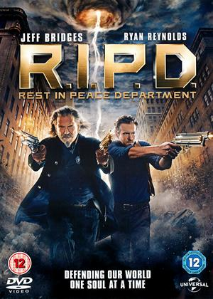 Rent R.I.P.D. (aka Rest in Peace Department) Online DVD & Blu-ray Rental