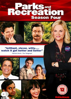 Rent Parks and Recreation: Series 4 Online DVD Rental