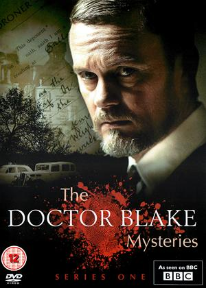 Rent The Doctor Blake Mysteries: Series 1 Online DVD Rental