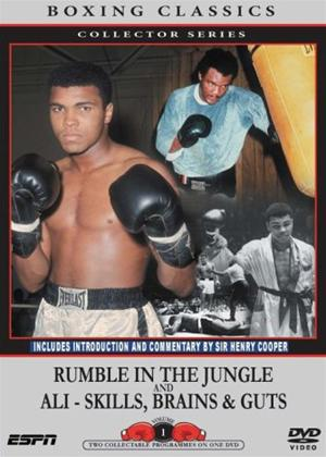 Rent Rumble in the Jungle / Ali: Brains Skill and Guts Online DVD Rental