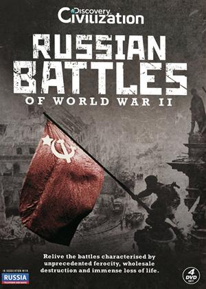 Rent Russian Battles of World War II Online DVD Rental