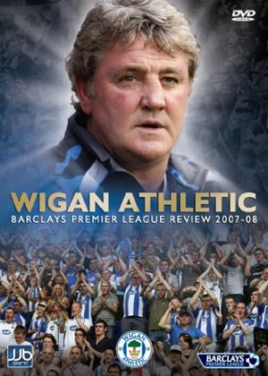 Rent Wigan Athletic FC: End of Season Review 2007/2008 Online DVD Rental