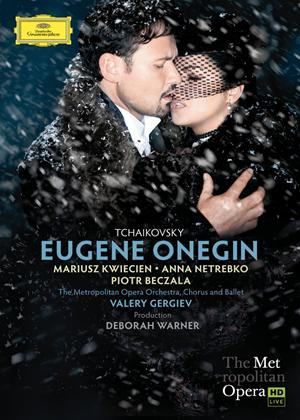 Rent Eugene Onegin: Metropolitan Opera (Gergiev) Online DVD Rental