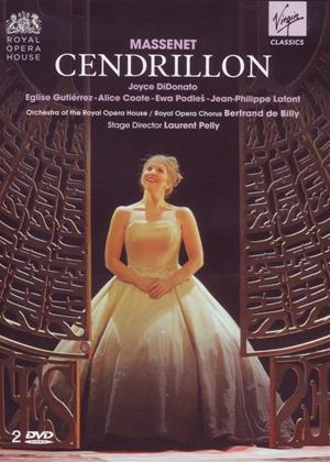 Rent Cinderella: Royal Opera House (De Billy) Online DVD Rental