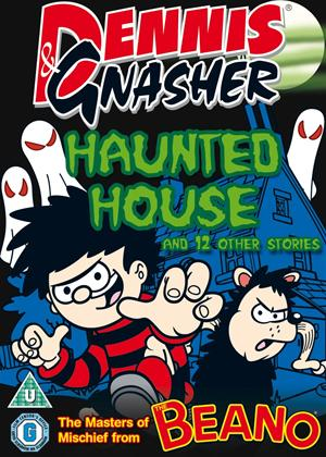 Rent Dennis and Gnasher: Haunted House and 12 Other Stories Online DVD Rental