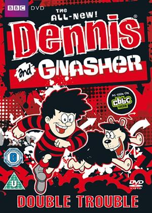 Rent Dennis and Gnasher: Double Trouble Online DVD Rental