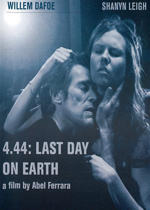 Rent 4:44 Last Day on Earth (aka 4h44 Dernier jour sur terre) Online DVD Rental
