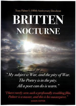 Rent Benjamin Britten: Nocturne Online DVD Rental